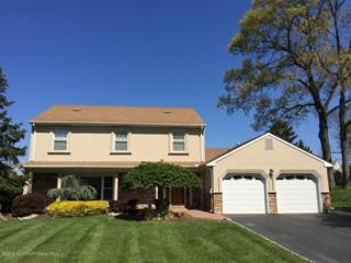 11 Squire Court, Holmdel, NJ 07733 (MLS #21603168) :: The Dekanski Home Selling Team