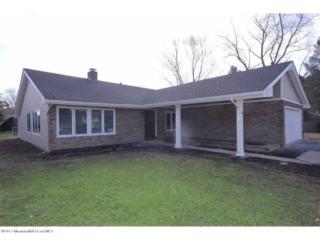 74 Ticonderoga Boulevard, Freehold, NJ 07728 (MLS #21702254) :: The Dekanski Home Selling Team