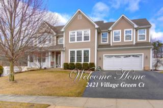 2421 Village Green Court, Toms River, NJ 08755 (MLS #21702564) :: The Dekanski Home Selling Team