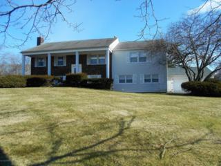 190 Ticonderoga Boulevard, Freehold, NJ 07728 (MLS #21702696) :: The Dekanski Home Selling Team