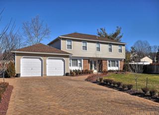 31 Continental Court, Freehold, NJ 07728 (MLS #21704696) :: The Dekanski Home Selling Team