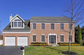 22 Vardon Way, Farmingdale, NJ 07727 (MLS #21705209) :: The Dekanski Home Selling Team