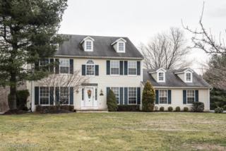 22 Tall Woods Drive, Manalapan, NJ 07726 (MLS #21705631) :: The Dekanski Home Selling Team
