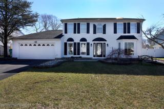 48 Sweet Gum Road, Howell, NJ 07731 (MLS #21706028) :: The Dekanski Home Selling Team