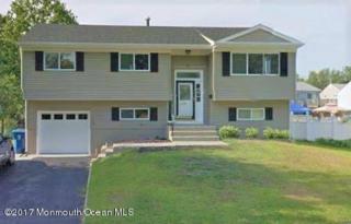 61 Virginia Avenue, Hazlet, NJ 07730 (MLS #21706430) :: The Dekanski Home Selling Team