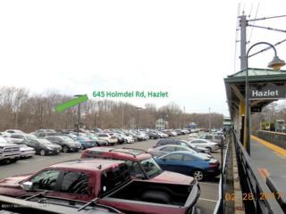 645 Holmdel Road, Hazlet, NJ 07730 (MLS #21707416) :: The Dekanski Home Selling Team
