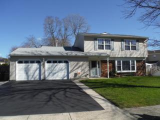 77 Appletree Road, Howell, NJ 07731 (MLS #21708113) :: The Dekanski Home Selling Team