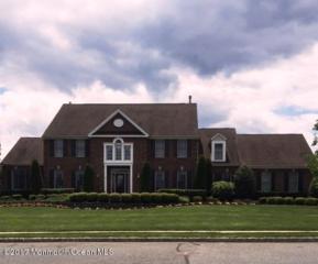 3 Coleridge Drive, Marlboro, NJ 07746 (MLS #21708482) :: The Dekanski Home Selling Team