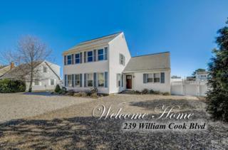 239 S William Cook Boulevard, Manahawkin, NJ 08050 (MLS #21708993) :: The Dekanski Home Selling Team