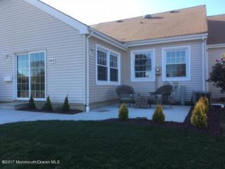 155 Rue De St Germaine Road, Freehold, NJ 07728 (MLS #21703147) :: The Dekanski Home Selling Team