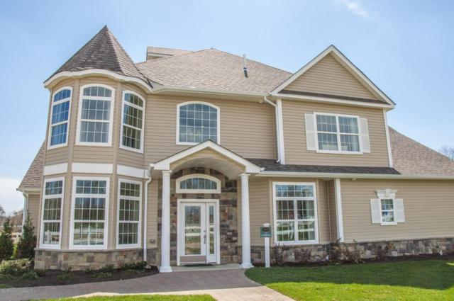 55 Abbey Road, Tinton Falls, NJ 07753 (MLS #21617734) :: The Dekanski Home Selling Team