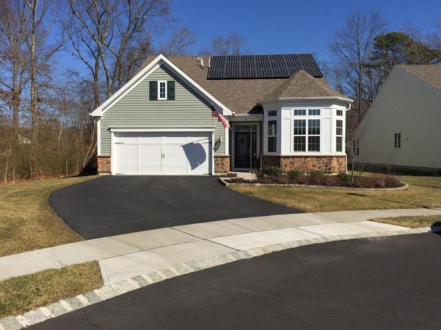 9 E Warwick Court, Farmingdale, NJ 07727 (MLS #21634042) :: The Dekanski Home Selling Team
