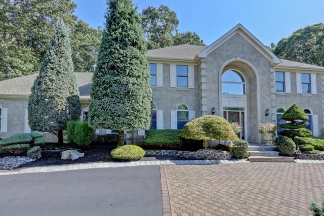 322 Timber Hill Drive, Morganville, NJ 07751 (MLS #21636119) :: The Dekanski Home Selling Team