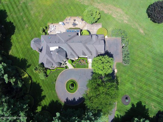 10 Colts Gait Lane, Colts Neck, NJ 07722 (MLS #21642207) :: The Dekanski Home Selling Team