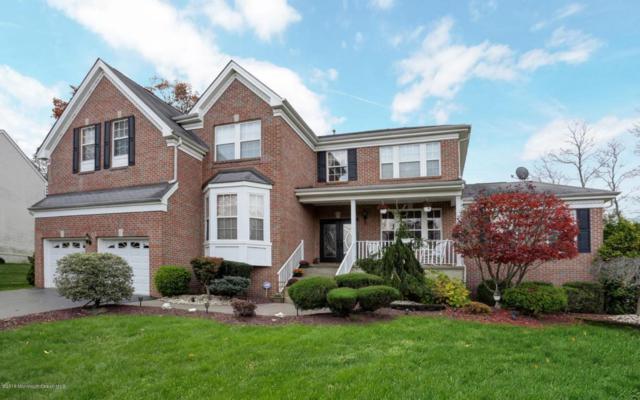 5 Doral Drive, Marlboro, NJ 07746 (MLS #21643665) :: The Dekanski Home Selling Team
