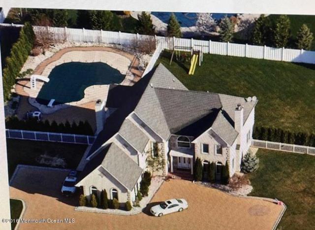 1401 Vincenzo Drive, Toms River, NJ 08753 (MLS #21644424) :: The Dekanski Home Selling Team