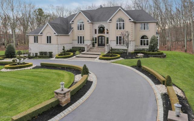 20 Partners Lane, Freehold, NJ 07728 (MLS #21645940) :: The Dekanski Home Selling Team