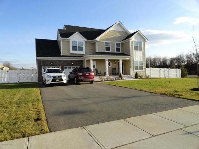 2111 Wyeth Way, Toms River, NJ 08755 (MLS #21646845) :: The Dekanski Home Selling Team