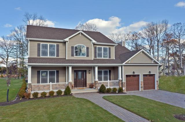 17 Dorset Road, Ocean Twp, NJ 07712 (MLS #21700867) :: The Dekanski Home Selling Team