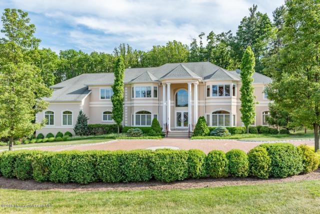 500 Farm Bridge Road, Marlboro, NJ 07746 (MLS #21701226) :: The Dekanski Home Selling Team