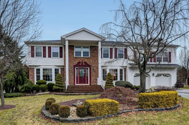 17 Tharp Lane, Marlboro, NJ 07746 (MLS #21701553) :: The Dekanski Home Selling Team
