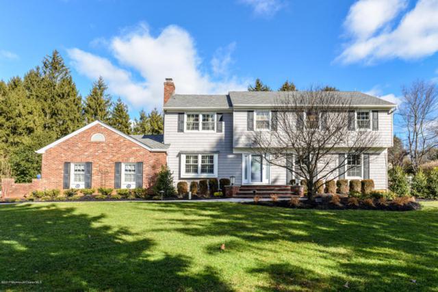 29 Dana Lane, Colts Neck, NJ 07722 (MLS #21703114) :: The Dekanski Home Selling Team