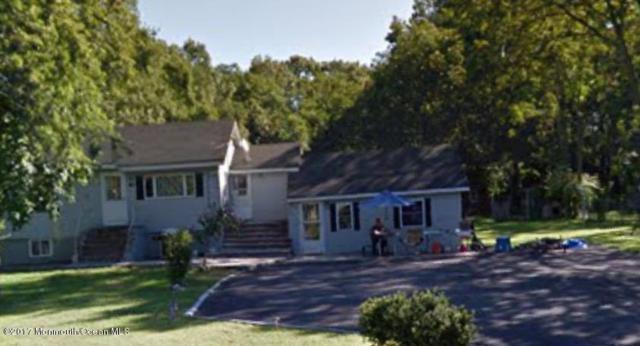 40 Frederick Avenue, Howell, NJ 07731 (MLS #21703362) :: The Dekanski Home Selling Team
