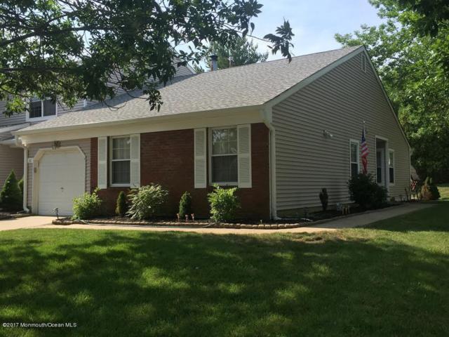 81 Holly Drive, Eatontown, NJ 07724 (MLS #21703725) :: The Dekanski Home Selling Team