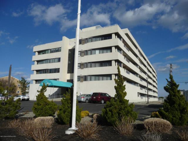 525 Ocean Boulevard #101, Long Branch, NJ 07740 (MLS #21703754) :: The Dekanski Home Selling Team