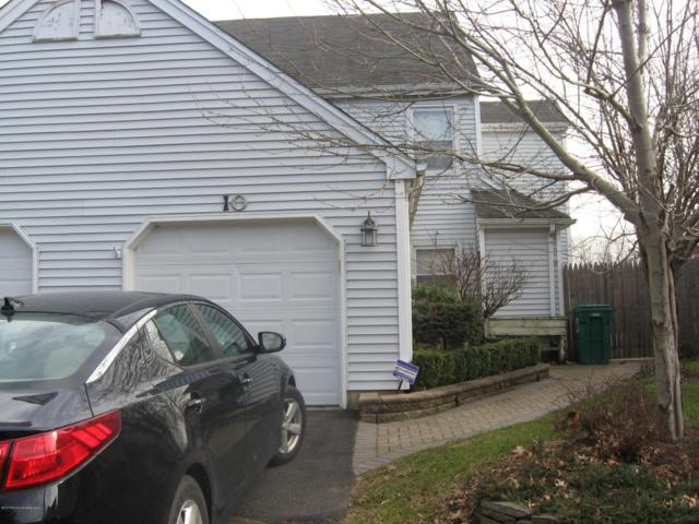 10 Millay Court, Freehold, NJ 07728 (MLS #21703798) :: The Dekanski Home Selling Team