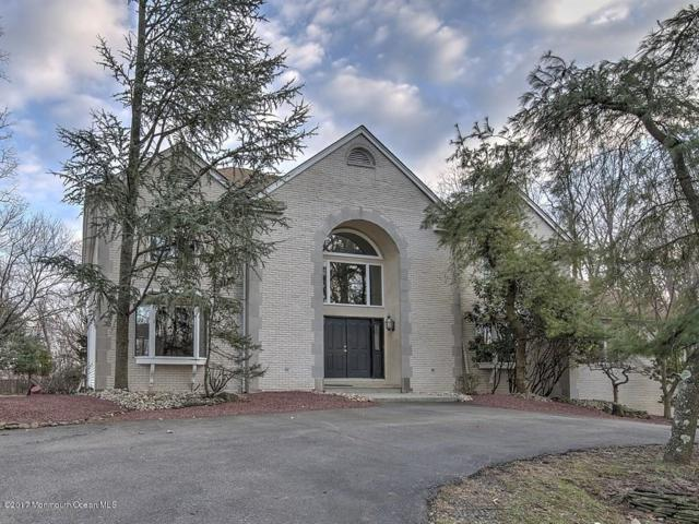 306 Pleasant Valley Road, Morganville, NJ 07751 (MLS #21703895) :: The Dekanski Home Selling Team