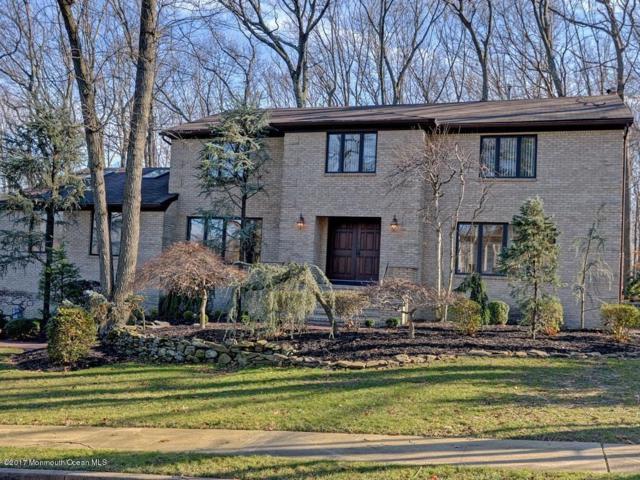 36 Ruby Drive, Morganville, NJ 07751 (MLS #21704168) :: The Dekanski Home Selling Team