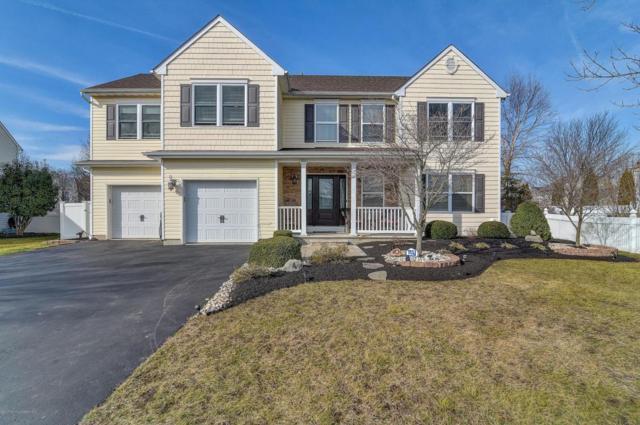 4 Gettysburg Drive, Howell, NJ 07731 (MLS #21705122) :: The Dekanski Home Selling Team