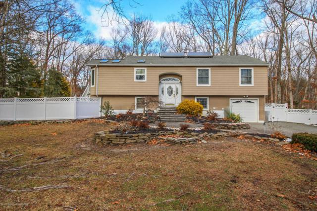 24 Claire Circle, Howell, NJ 07731 (MLS #21705524) :: The Dekanski Home Selling Team