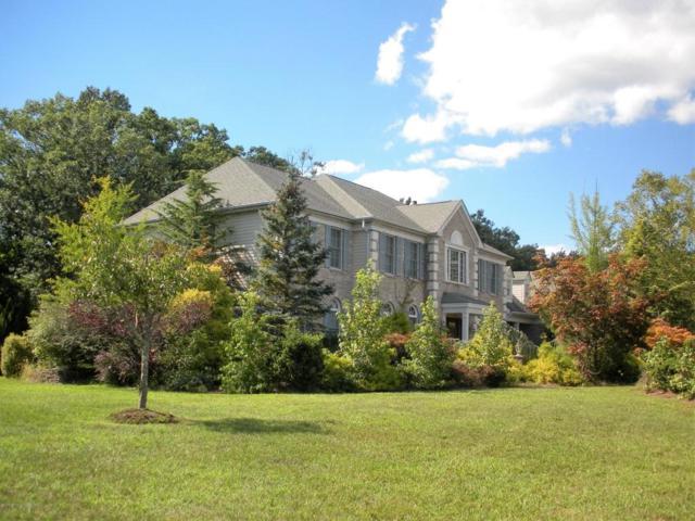 303 Brandon Boulevard, Freehold, NJ 07728 (MLS #21705984) :: The Dekanski Home Selling Team