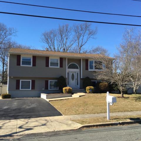35 Wilson Drive, Howell, NJ 07731 (MLS #21706158) :: The Dekanski Home Selling Team