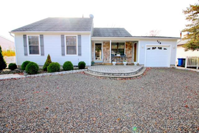 128 Jennings Road, Manahawkin, NJ 08050 (MLS #21706684) :: The Dekanski Home Selling Team