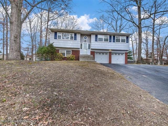 1159 Concord Drive, Brick, NJ 08724 (MLS #21706960) :: The Dekanski Home Selling Team