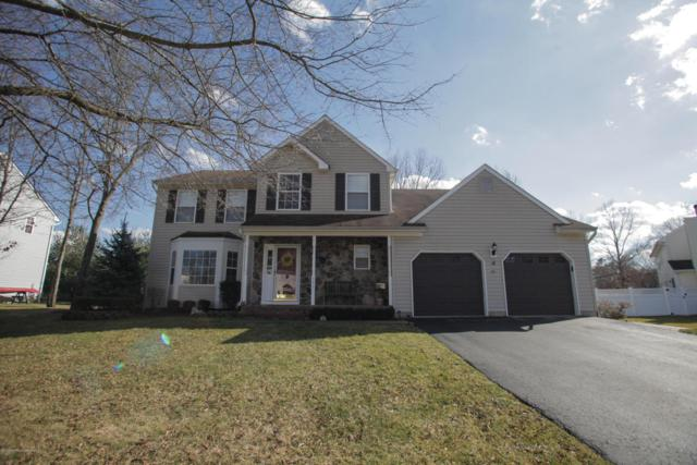 351 Grande River Boulevard, Toms River, NJ 08755 (MLS #21707056) :: The Dekanski Home Selling Team