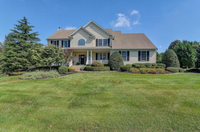 301 Karen Court, Freehold, NJ 07728 (MLS #21707704) :: The Dekanski Home Selling Team