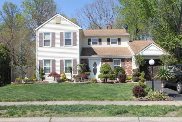 7 Cutter, Freehold, NJ 07728 (MLS #21708120) :: The Dekanski Home Selling Team