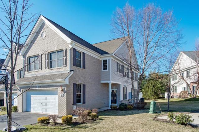 2 Fells Drive, Manalapan, NJ 07726 (MLS #21708237) :: The Dekanski Home Selling Team