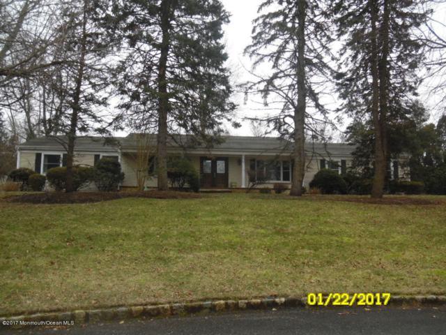 10 Wyndmoor Way, Holmdel, NJ 07733 (MLS #21708350) :: The Dekanski Home Selling Team