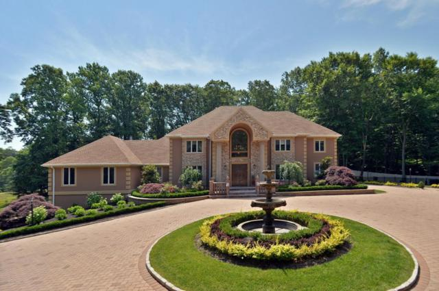 215 Doe Trail, Morganville, NJ 07751 (MLS #21708783) :: The Dekanski Home Selling Team