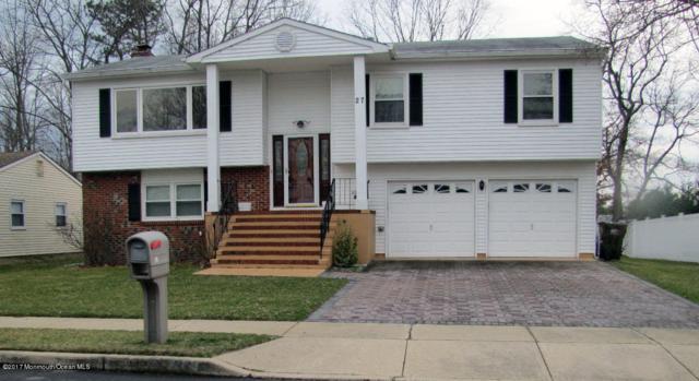 27 Pine Needle Street, Howell, NJ 07731 (MLS #21708862) :: The Dekanski Home Selling Team