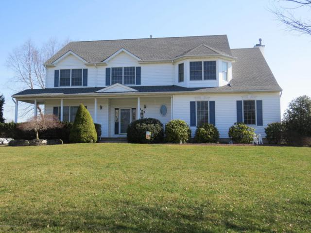 165 Palisade Drive, Freehold, NJ 07728 (MLS #21708894) :: The Dekanski Home Selling Team