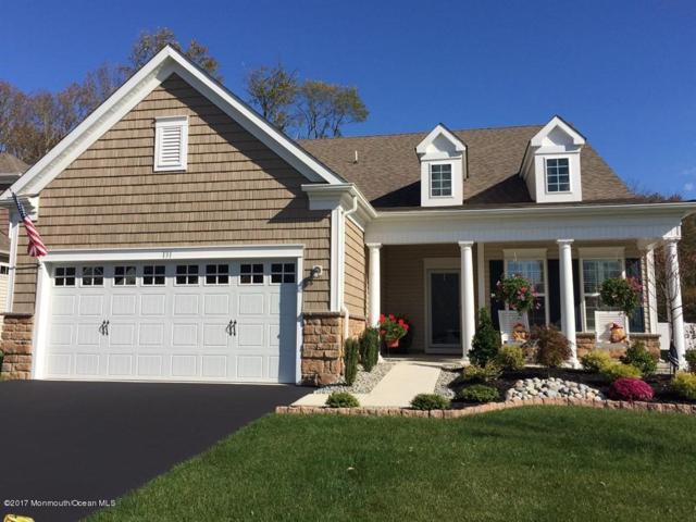131 W Renaissance Boulevard, Farmingdale, NJ 07727 (MLS #21708977) :: The Dekanski Home Selling Team