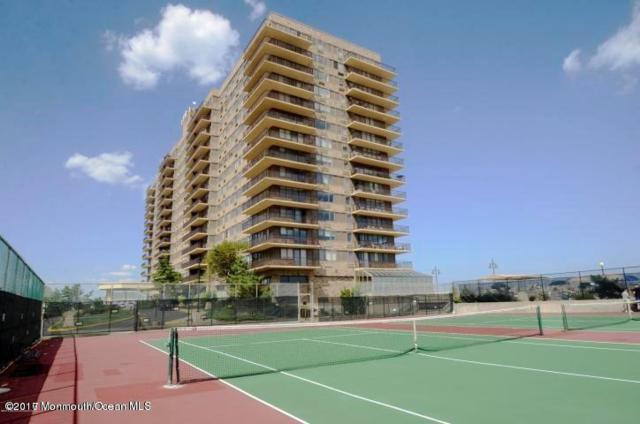 55 Ocean Avenue 14D, Monmouth Beach, NJ 07750 (MLS #21708982) :: The Dekanski Home Selling Team