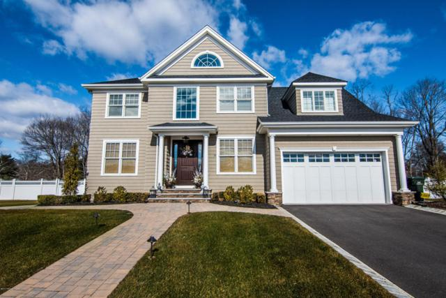 5 Bentley Lane, Ocean Twp, NJ 07712 (MLS #21709488) :: The Dekanski Home Selling Team