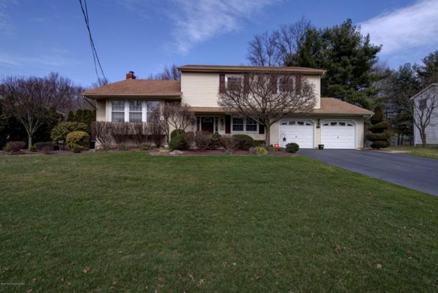 3 Vancouver Road, Morganville, NJ 07751 (MLS #21709938) :: The Dekanski Home Selling Team